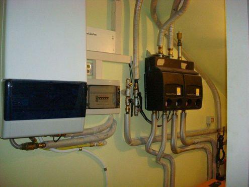 Giovanelli impianti pannelli solari impianto di for Costo impianto irrigazione interrato